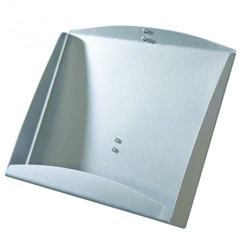 Steel A3 shelf for Dynamic Display Stands