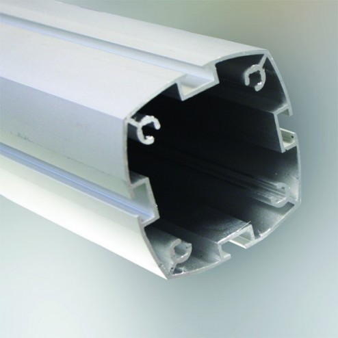 Inside View of Centre Pole for Dynamic Display Stand