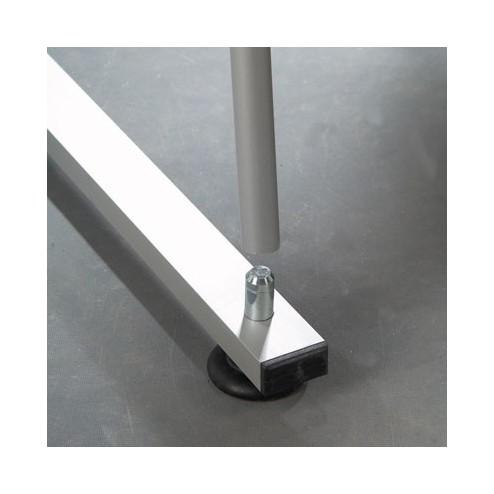 Pole attaching