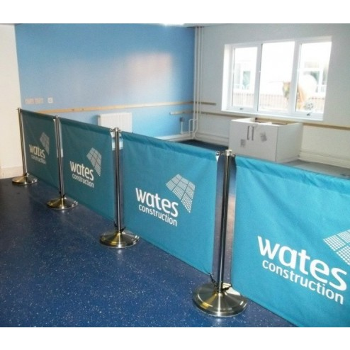 Cafe barriers for sale