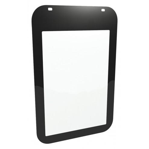 Black poster pocket for Eco Swinger 2