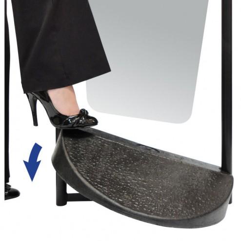 Sturdy base for eco swinger sign