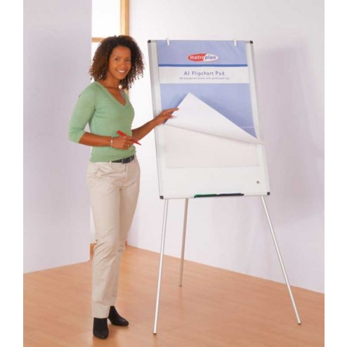 Economy Flip Pad Easel from Metroplan