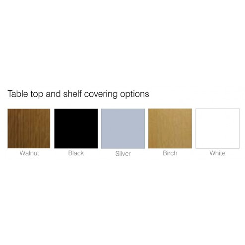 Top colour options
