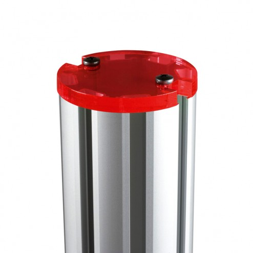 Red Post Top Colour