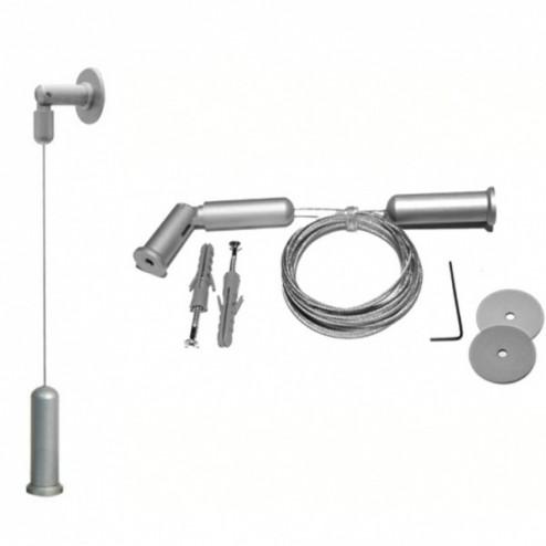 Leaflet dispenser kit