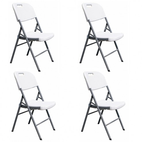 4 pack - Bundle offer folding chairs