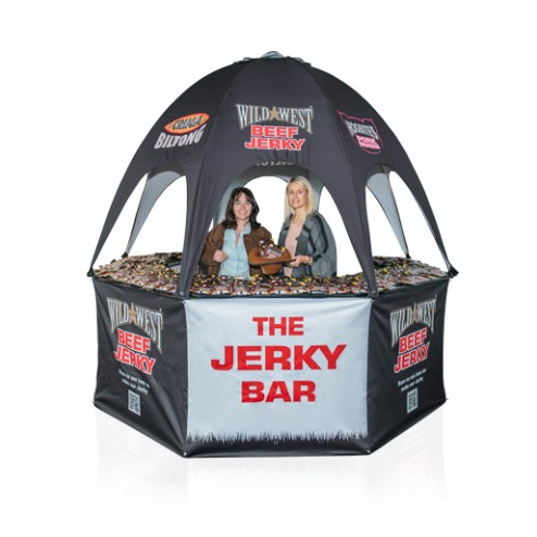 Pop Up Dome Bar