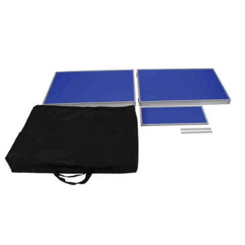 Inside of 900 x 600mm Display Panel Fabric Carry Bag