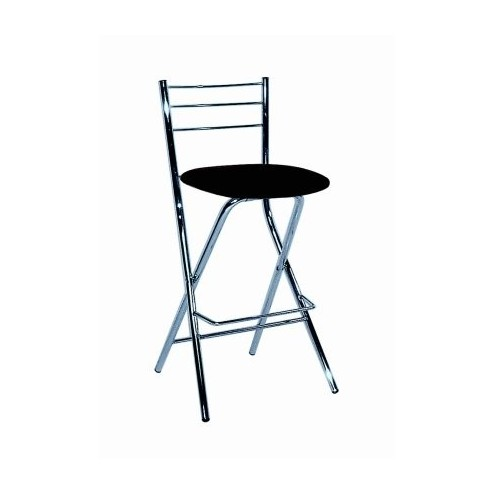 Folding Exhibition Seating Tall Bar Stools
