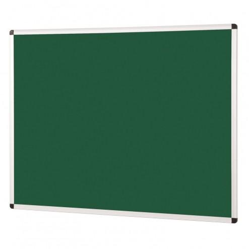 Aluminium noticeboard