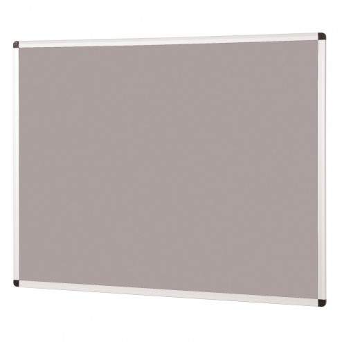 Grey Felt notice board