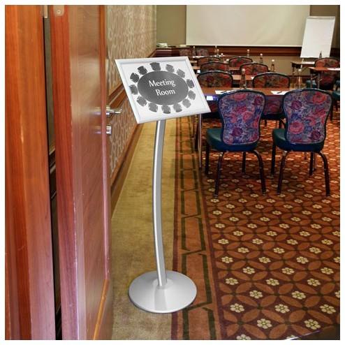 Floor stand display