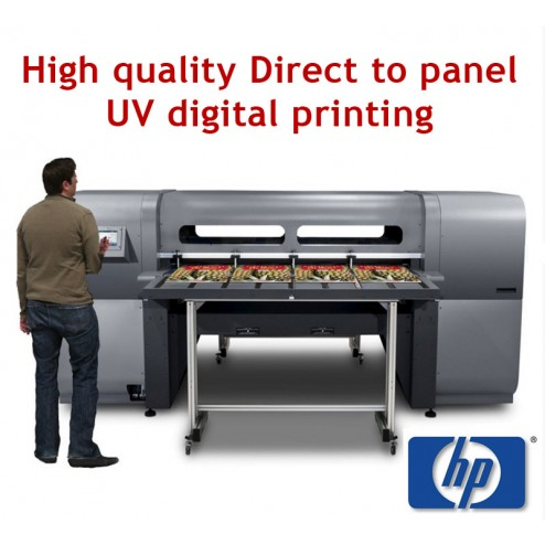 Direct to panel Foamex Printing