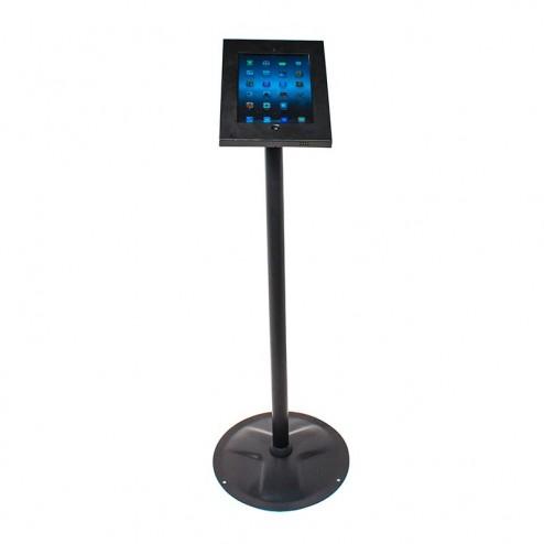 Freestanding tablet holder