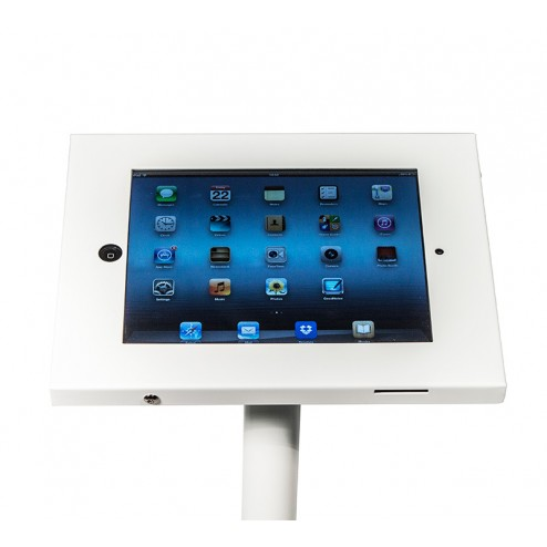 Can be used to display iPad portrait or landscape