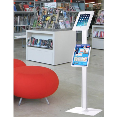Modern design i pad stand