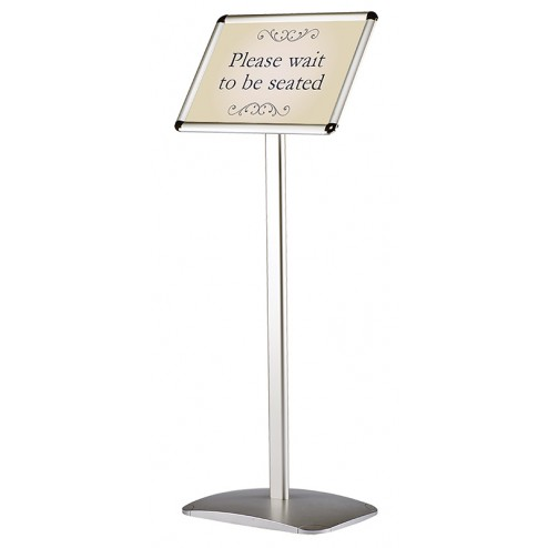 Landscape Poster Holder Display Stand