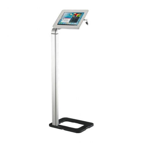 Floorstanding tablet stand
