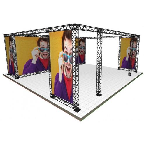 Gantry exhibition stand idea