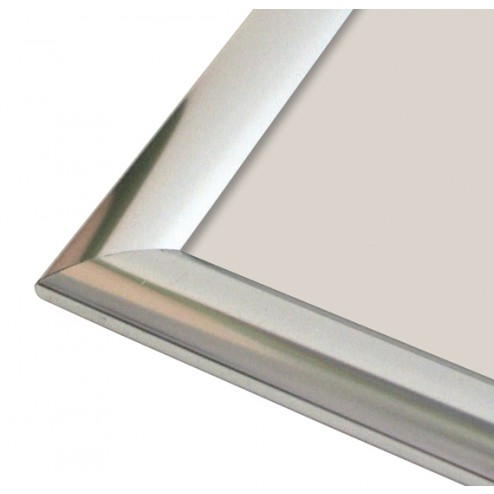 Chrome Cheap Poster Frame