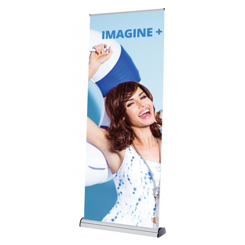 Imagine roller banner stand