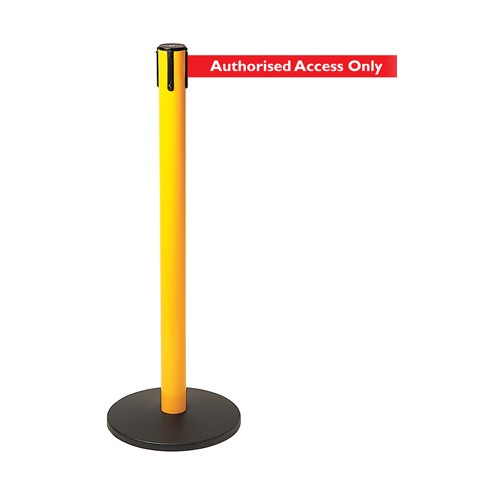 Utility Tensabarrier Industrial Retractable Barrier