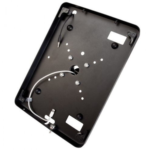 Secure iPad enclosure