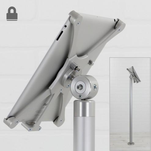 Lockable iPad Holder