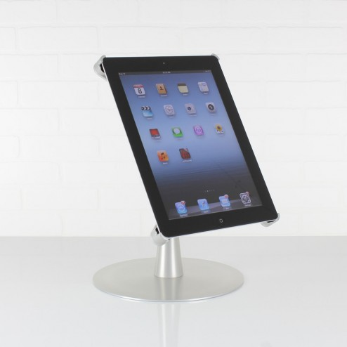 Anodised Aluminium iPad Desk Stand