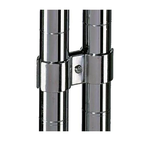 Heavy duty chrome poles