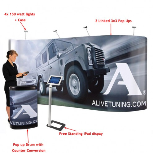 Conference stand bundle