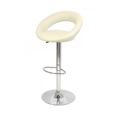Kitchen Stool - Cream