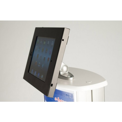 Mountable iPad stand