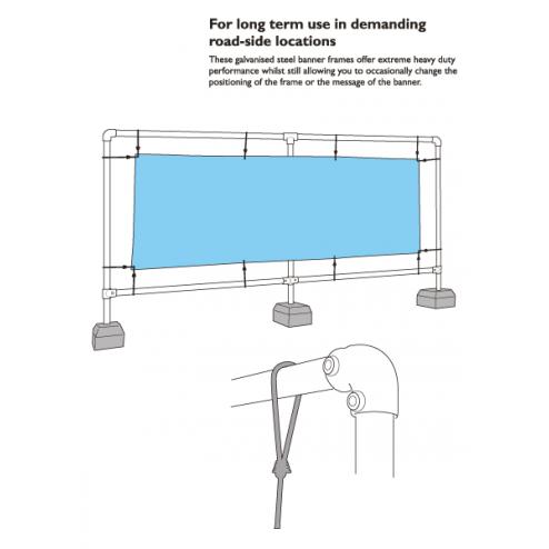 Maxi Banner Frame