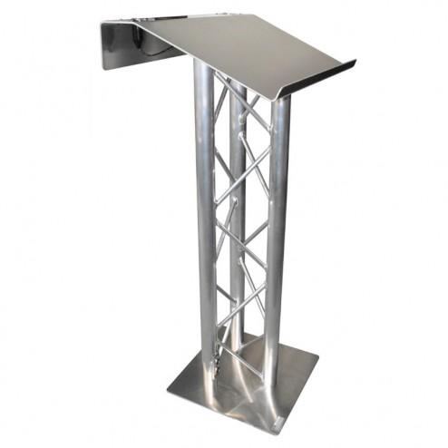 Modern Metal Truss Podium