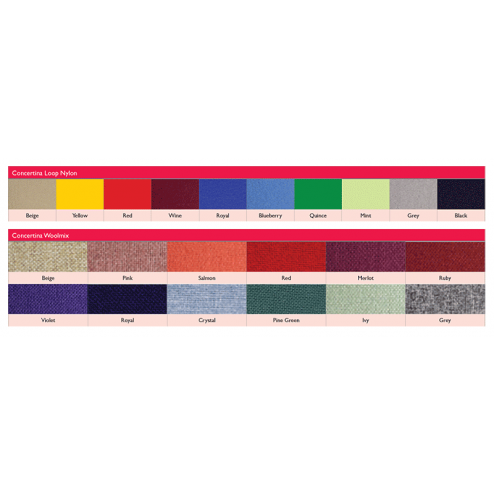 Panel Colour Options