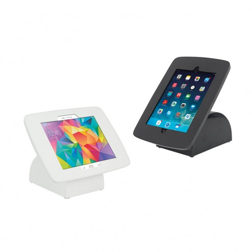 iPad and Samsung Desk Tablet Stand