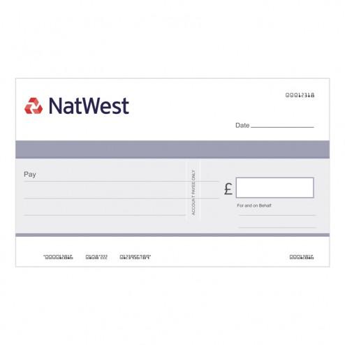 Big Cheque - NatWest