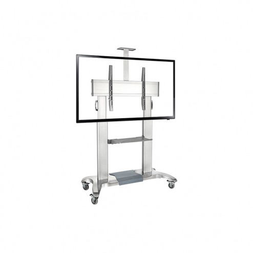 """Portable TV stand for extra large screens from 60"""" to 100"""""""