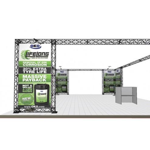 Truss Gantry Frame | 7x7m