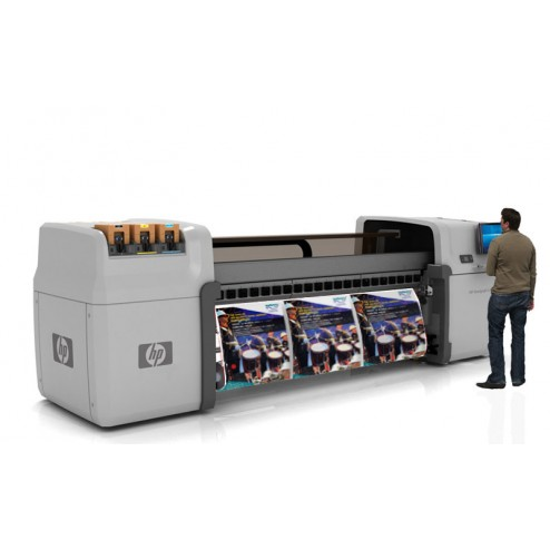 Eco Friendly Latex ink Banner Printer