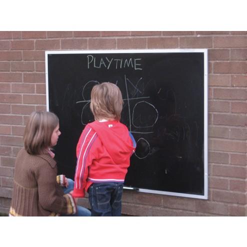 Outdoor Schools Chalk Board