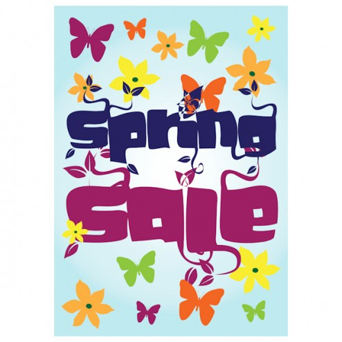 Poster - Spring Sale - 219