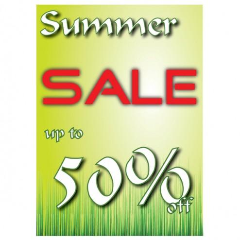 Poster - Summer Sale - 402