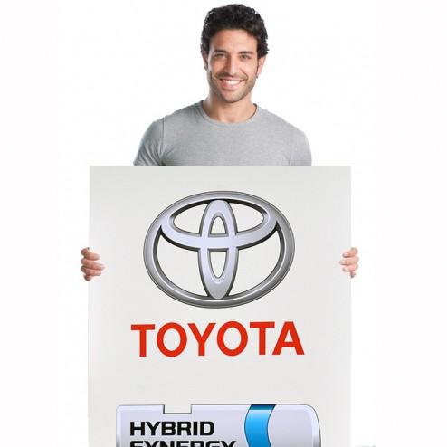 Foamex Advertising Signs