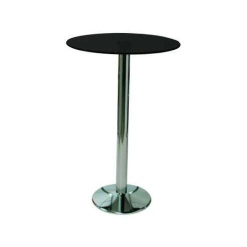 Poseur Table - Black Top