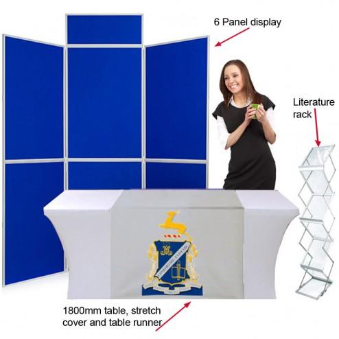 Starter kit for recruitment events