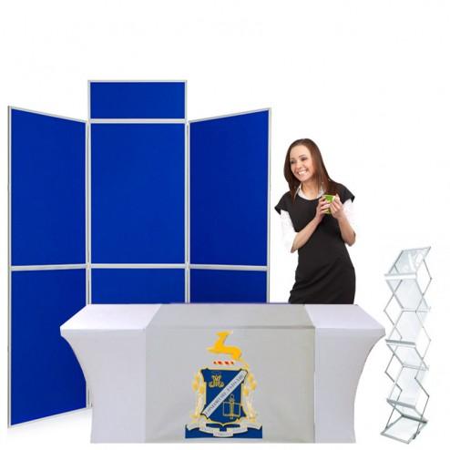Careers fair display kit