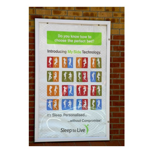 Printed Outdoor Posters